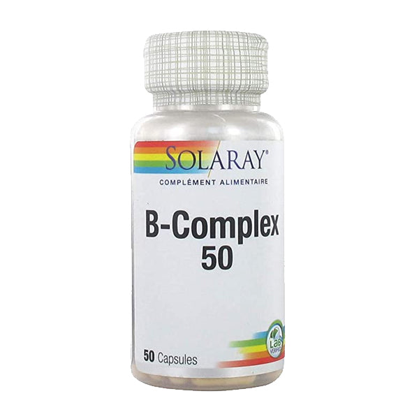 Complexe Vitamine B Solaray