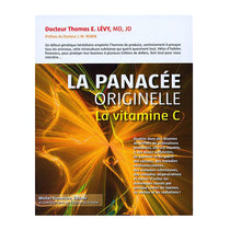 Vitamin C book by Dr Thomas Levy