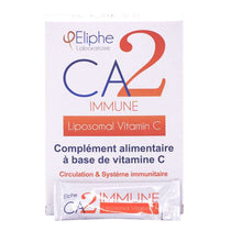 Vitamine C liposomale Eliphe CA2 30 sticks