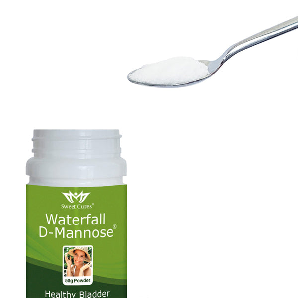 Waterfall D-Mannose Sweet Cures powder 50 g