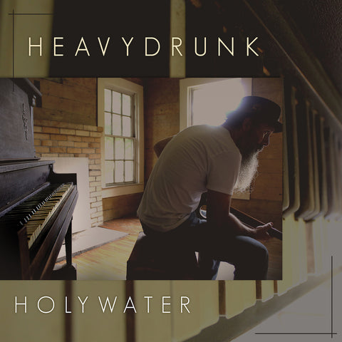 Savor 9-piece soul-blues band HeavyDrunk's Holywater October 4, 2019