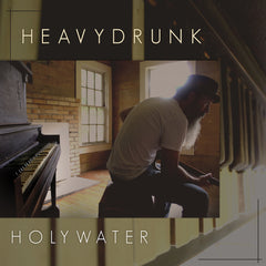 HeavyDrunk Holywater album cover