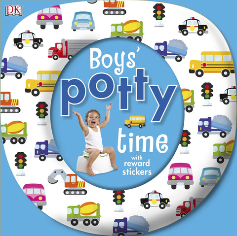 Boys' Potty Time book cover