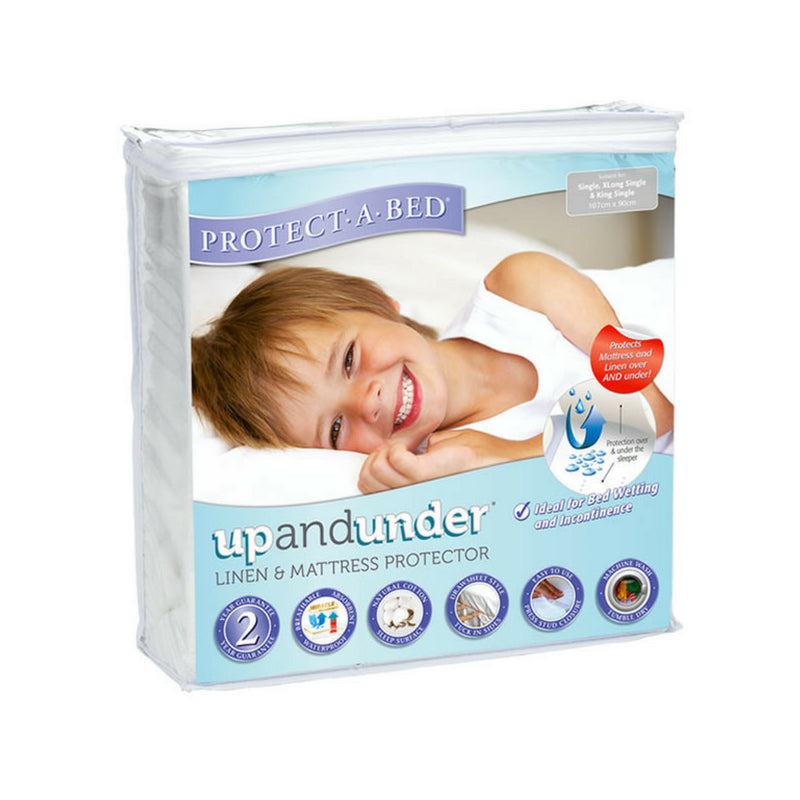 Up & Under bedding protector