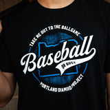 Baseball OR Bust Tee