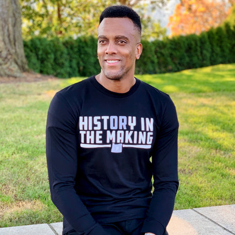 History in the Making Long Sleeve