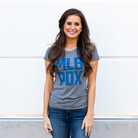 MLB PDX Women's Tee
