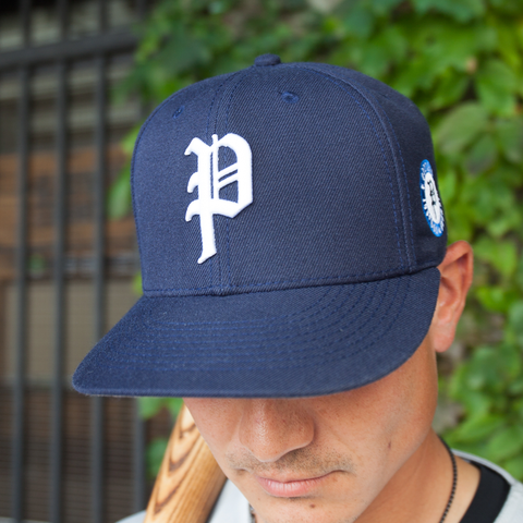 Portland Diamond Project Snapback Navy