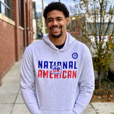 National or American Hoodie
