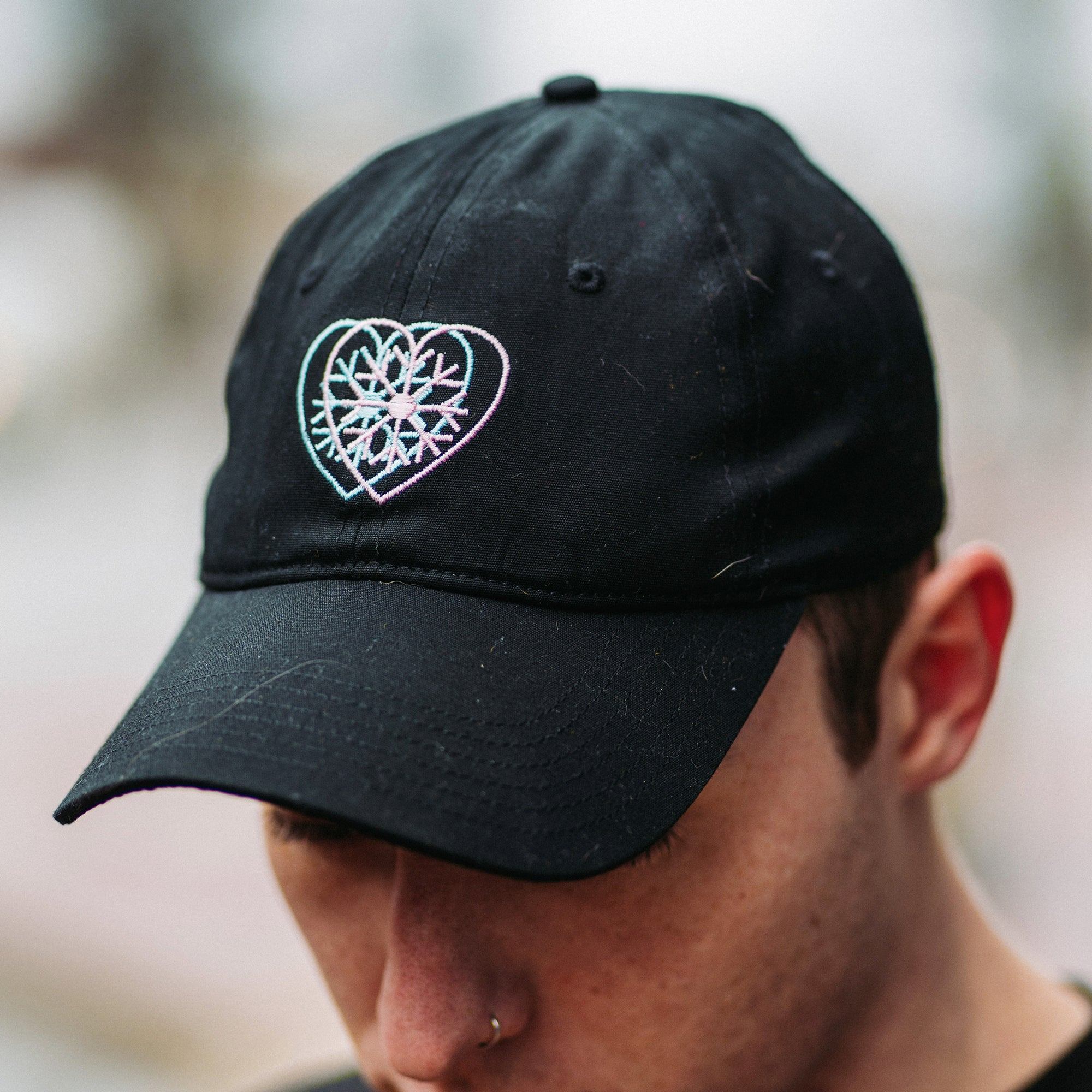 "Alpha Wolf - ""Emblem"" Dad Hat"