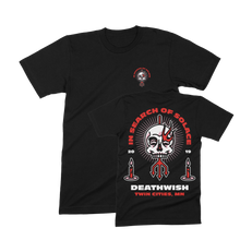 "Load image into Gallery viewer, In Search Of Solace - ""Deathwish"" Shirt"