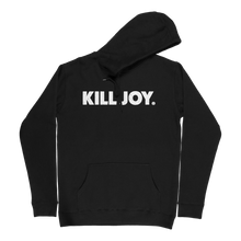 "Load image into Gallery viewer, kill joy. - ""Smiley"" Hoodie"
