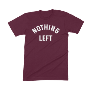 "Nothing Left - ""Varsity Arch"" Shirt"