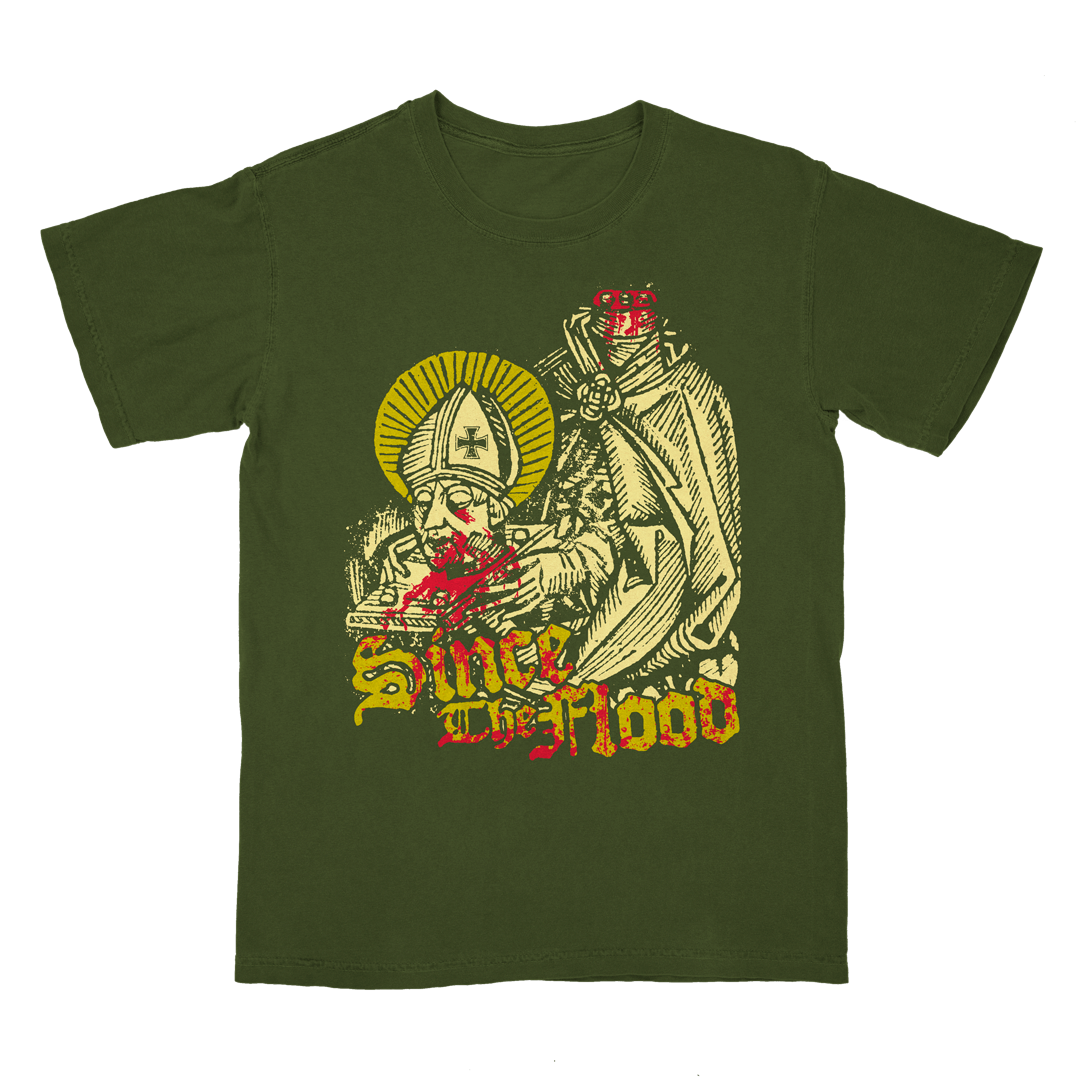 "Since the Flood - ""Pope T-Shirt"" (Pre-Order)"