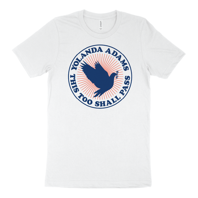 Yolanda Adams - This Too Shall Pass Shirt