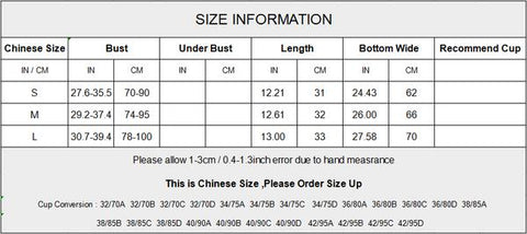 SIZE CHART women afffordable workout leggings store