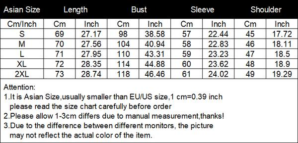 Fashion Women Casual Hooded Loose  Long Sleeve V-neck Cotton Solid Casual Tops T-Shirt size chart