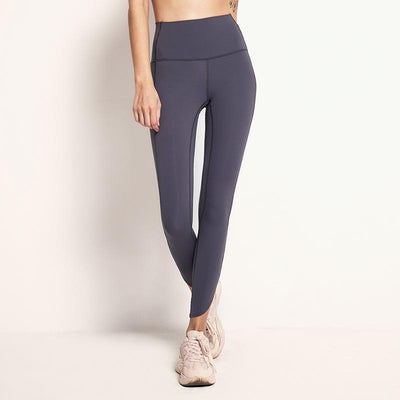 High Waist Nude Pocket Yoga Pants