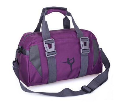Multi-functional Waterproof  Yoga Mat Bag Backpack  (With Mat)