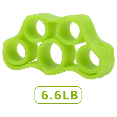 Finger Resistance band Rubber