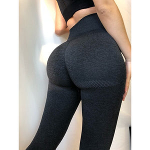 New Stretchy High Waist Women Workout leggings