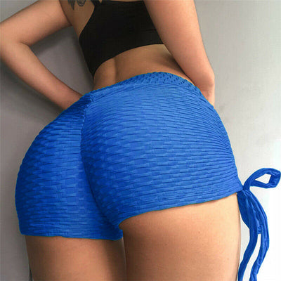 2019 Newest Fashion Hot Sexy Ladies Solid Yoga Sports Short