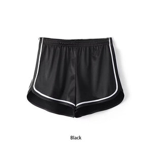 2019 New Design Fashion High Waist Breathable Solid Female Yoga Short