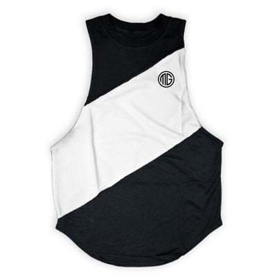 Men's Bodybuilding Stringers Tank Tops workout Singlet  Sleeveless Shirt
