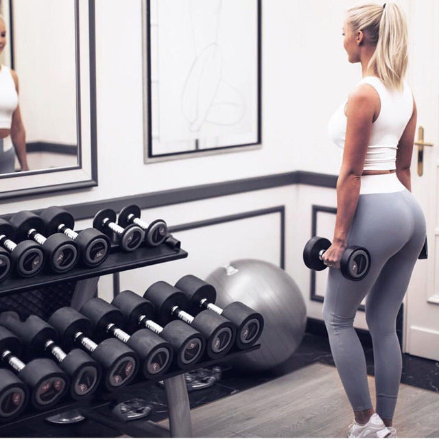 New Fitness Leggings High Waist