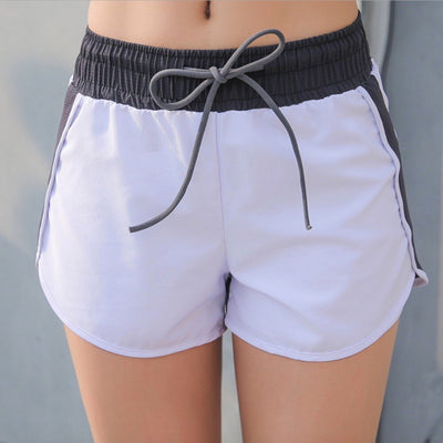 Yoga Shorts Fitness Running Sports Shorts