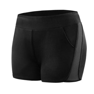 Summer Tight Quick Dry Workout Shorts Gym Fitness