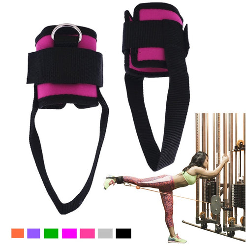 1 Pair Glute Training Cable Machines