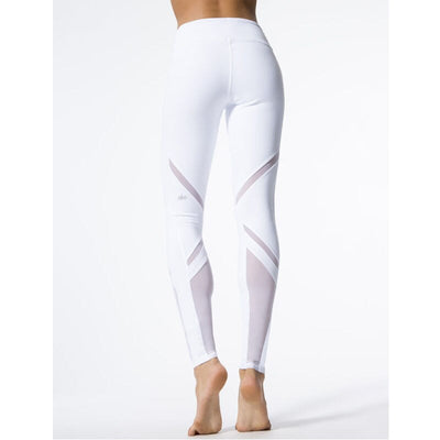 Women mesh Pants Workout Stretch Trousers