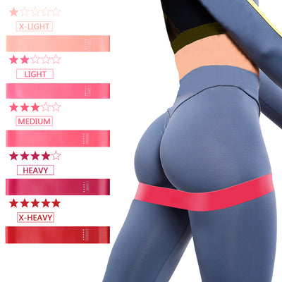 yoga glutes bands