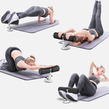 Adjustable Sit-Ups Assistant Abdominal Core Workout