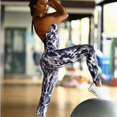 Women Flexible Seamless Green  Leggings