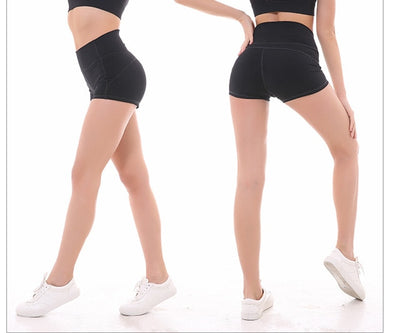 Quick dry exercise workout stretch training Shorts