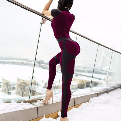 New One-piece women's Professional Yoga Jumpsuit