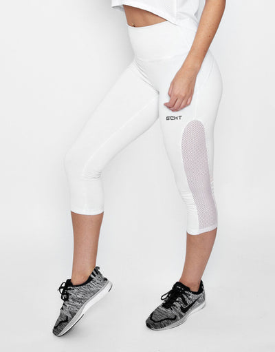 New Bodybuilding Workout Jogger Elastic Quick-drying Capri Pants For Female