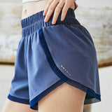 Slim High Waist Workout Casual Loose Yoga Shorts