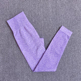 purple2-Seamless compression high waist leggings cheap