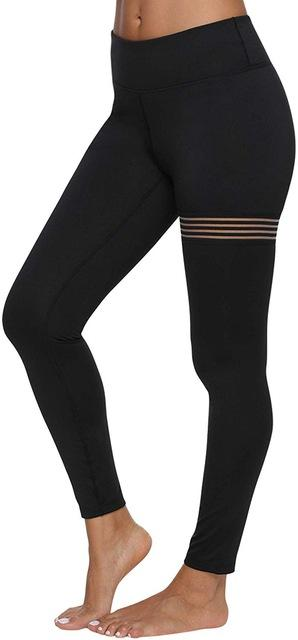 women's black workout leggings