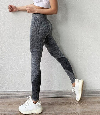 Women High Waist Stretchy Workout Yoga Pants