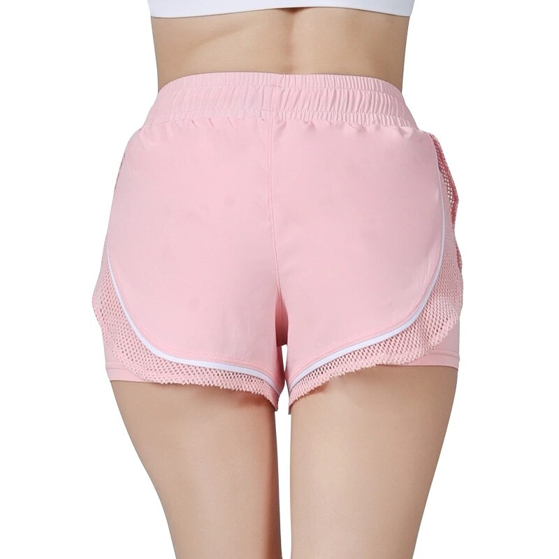 Women Stylish Relaxed Shorts with Zipper Pocket