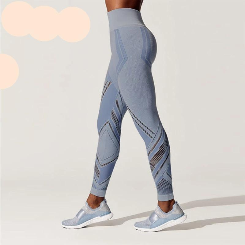 Women Seamless High Waisted Yoga Pants