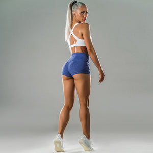 Women's Big Booty Sport Yoga Shorts