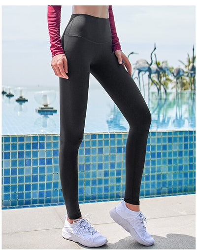 High Waist Tummy Control Tights Legging