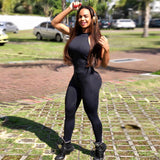 Women's Tights Fitness Jumpsuit