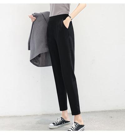 Black Harem Pants For Women