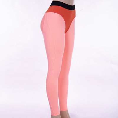 Hips Triangle Push Up Leggings